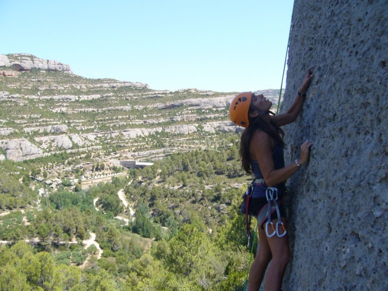 Sports climbing for beginners