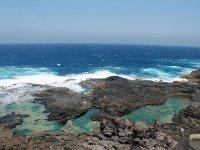 Piscinas naturales de Lanzarote