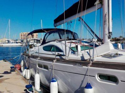 Captain Yatch course Murcia