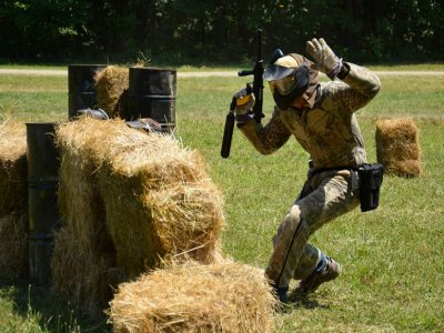 Social Paintball