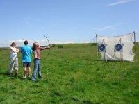Campo di tiro con l'arco