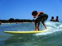 Futuras promesas del surf