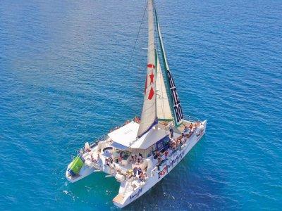 双体船从兰萨罗特到帕帕加约6小时