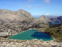 在Sierra de Tramuntana