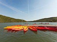 Alquilar kayak individual en Lleida