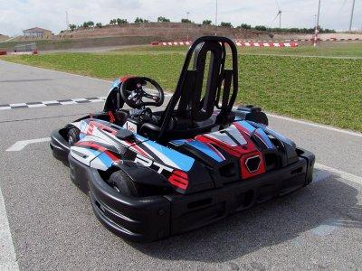 Tanda de karting 4 tiempos en Campillos 30 minutos