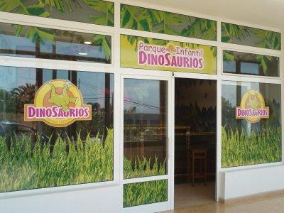 Parque Infantil Dinosaurios Parques Infantiles