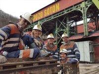 Visita a la mina Pozo Sotón para team building