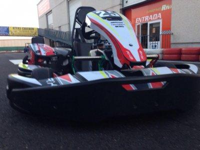 Gran Premio de karting en Rivas 30 minutos