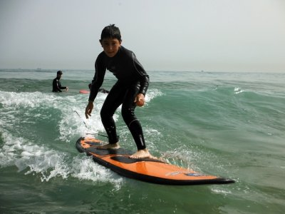 Axi Muniain Surf Eskola