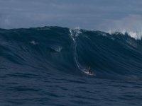 Descendiendo la ola
