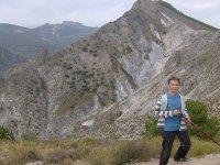 Caminata por la montana