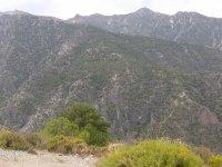 Vista del paisaje de montana