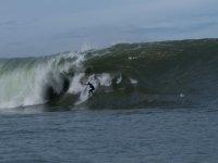 Surfeando la ola desde adentro