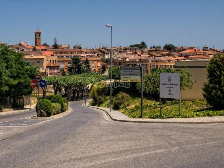 Centro situado en Barcelona