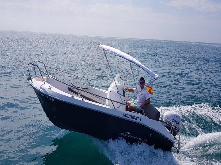 Navegando en Levante