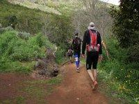 Jornada de senderismo en Gran Canaria