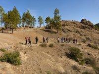 Rutas por Roque Nublo