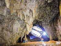 Cueva las Excéntricas y vía ferrata Igualeja  8h