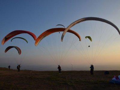 Paragliding in Guadalajara for groups