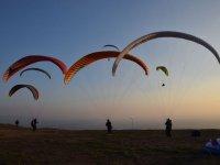 Vuelo en parapente en Guadalajara para grupos