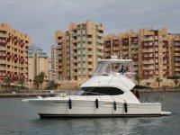 Alquilar barco a motor en La Manga 4 horas