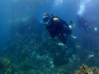 潜水练习课