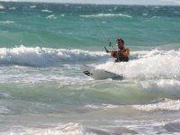 Curso de kitesurf en Tarifa