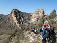 Escursione di un giorno in montagna