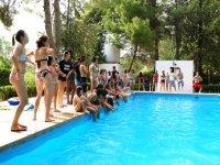 Granja escuela Alcaraz para colegios fin de semana
