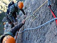 Adrenalina escalando