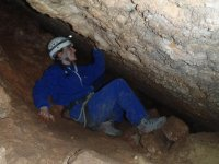 Introduction to caving in Madrd