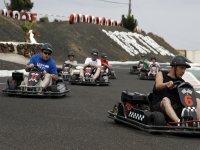 Circuito de karts en Canarias