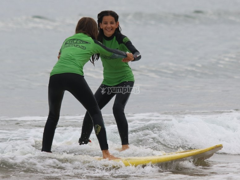 Surf per bambini