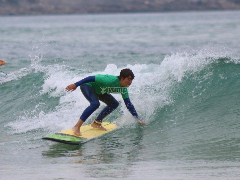 Campi da surf