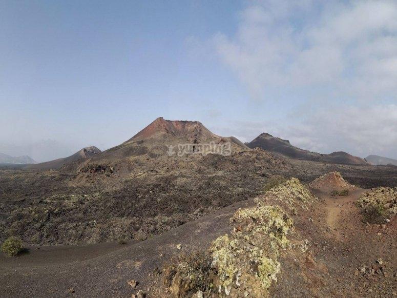 Visitare Il Parco Naturale dei Vulcani è un must