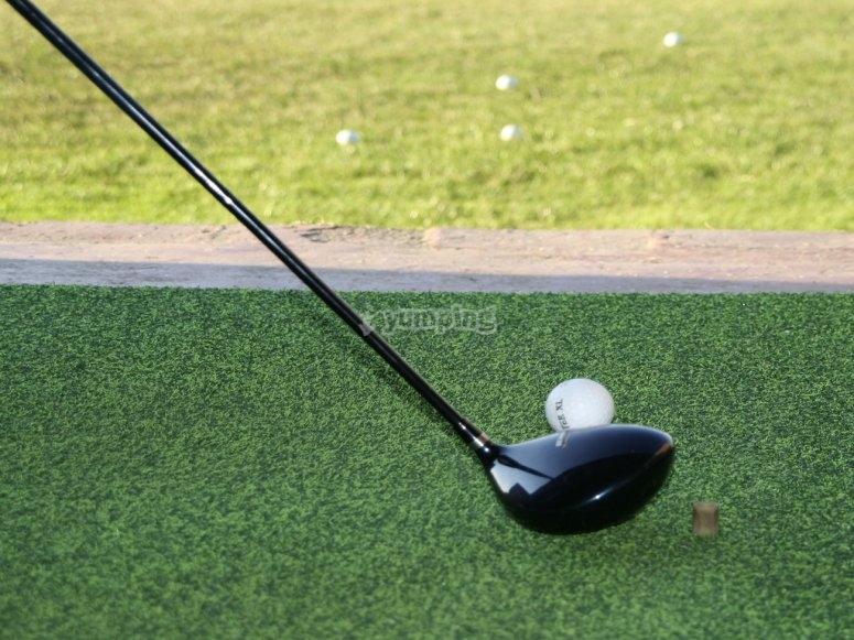 Circuito de golf