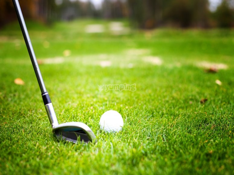 Prueba el golf