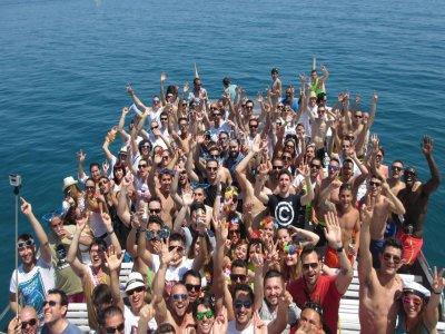 Valencia Boat Party Paseos en barco