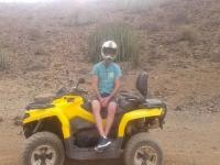 Ruta en quad por Gran Canaria de 2 horas