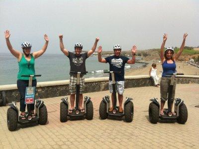 Tour en segway por Gran Canaria de 1 hora