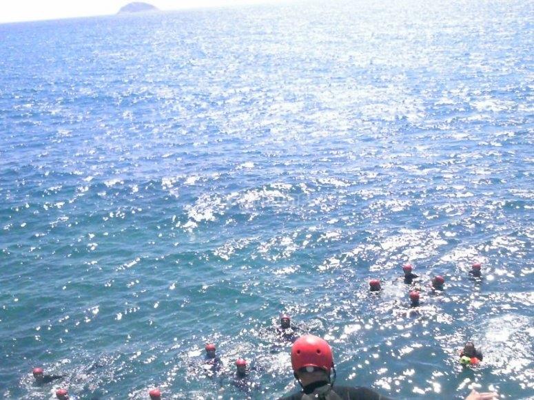 Jump coast en playas de Alicante