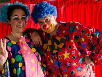 Children animations and clowns in Barcelona