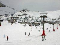 Aventura en la Nieve