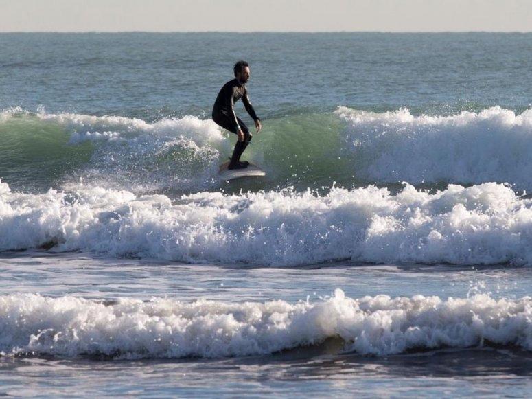 Surf da solo