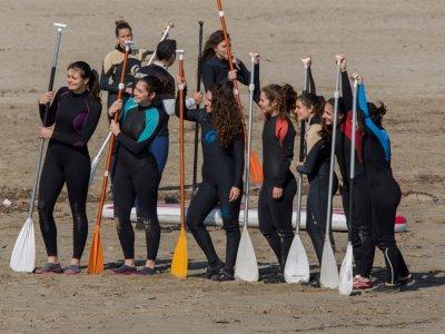 Castellón3h学校的水上多险旅行