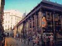 圣米格尔市场在马德里
