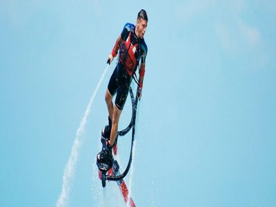 Golden Event Flyboard