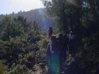 Caminata grupal