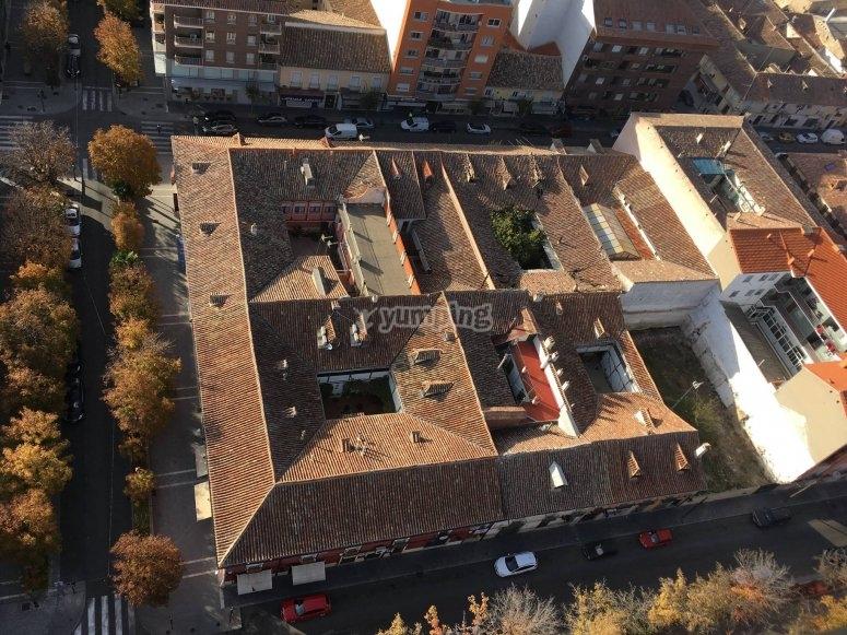 Aranjuez's city